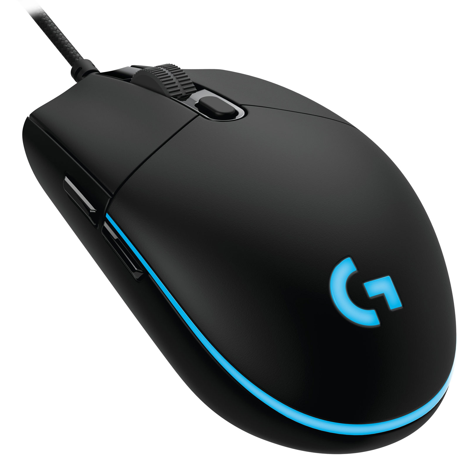 logitech g pro gaming mouse souris pc logitech sur. Black Bedroom Furniture Sets. Home Design Ideas