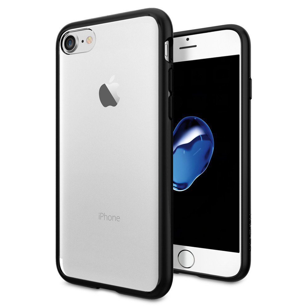 coque iphone 7 spigen transparente