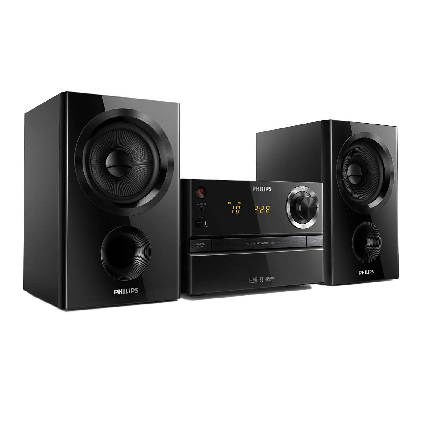 philips btm1360 cha ne hifi philips sur. Black Bedroom Furniture Sets. Home Design Ideas