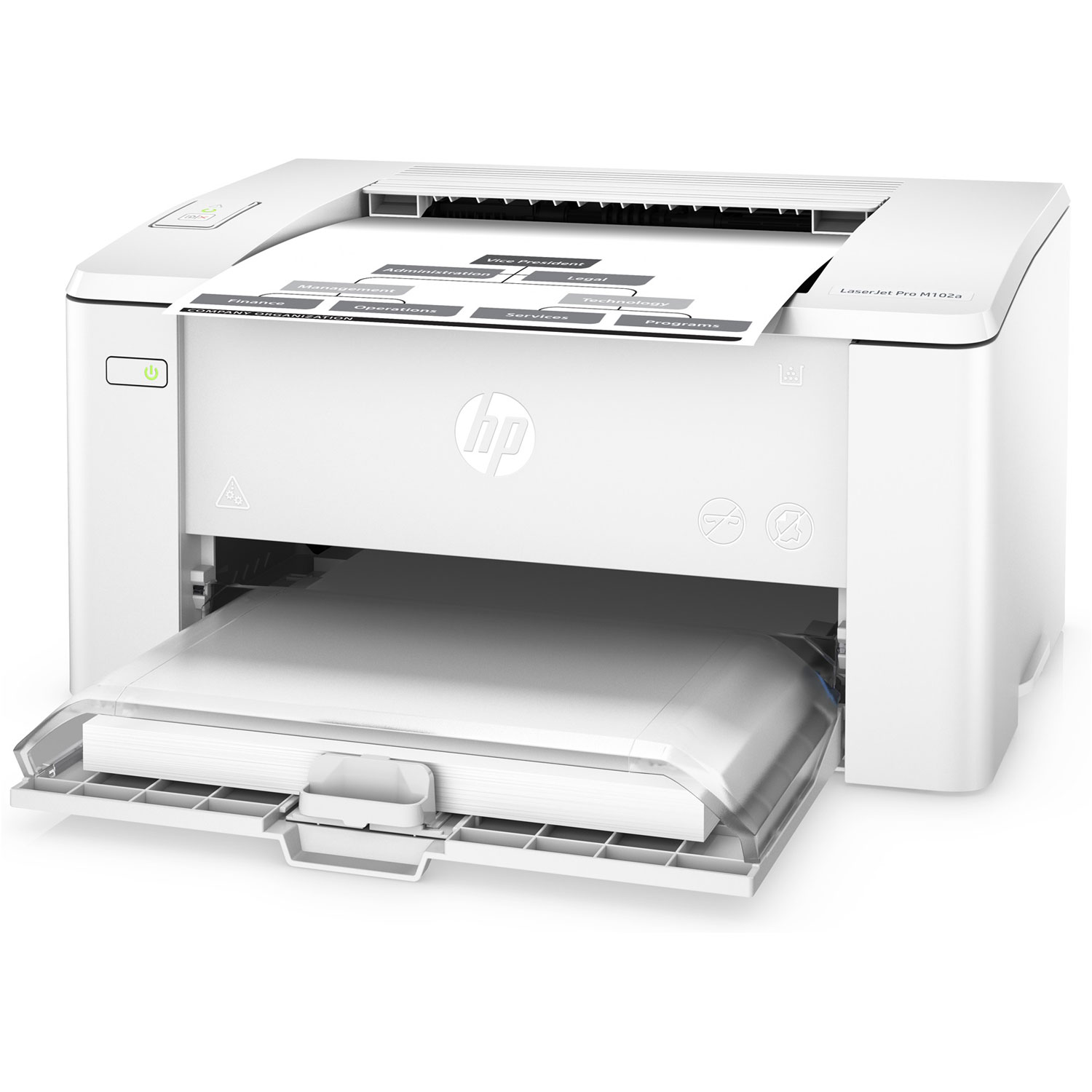hp laserjet pro m102a imprimante laser hp sur. Black Bedroom Furniture Sets. Home Design Ideas