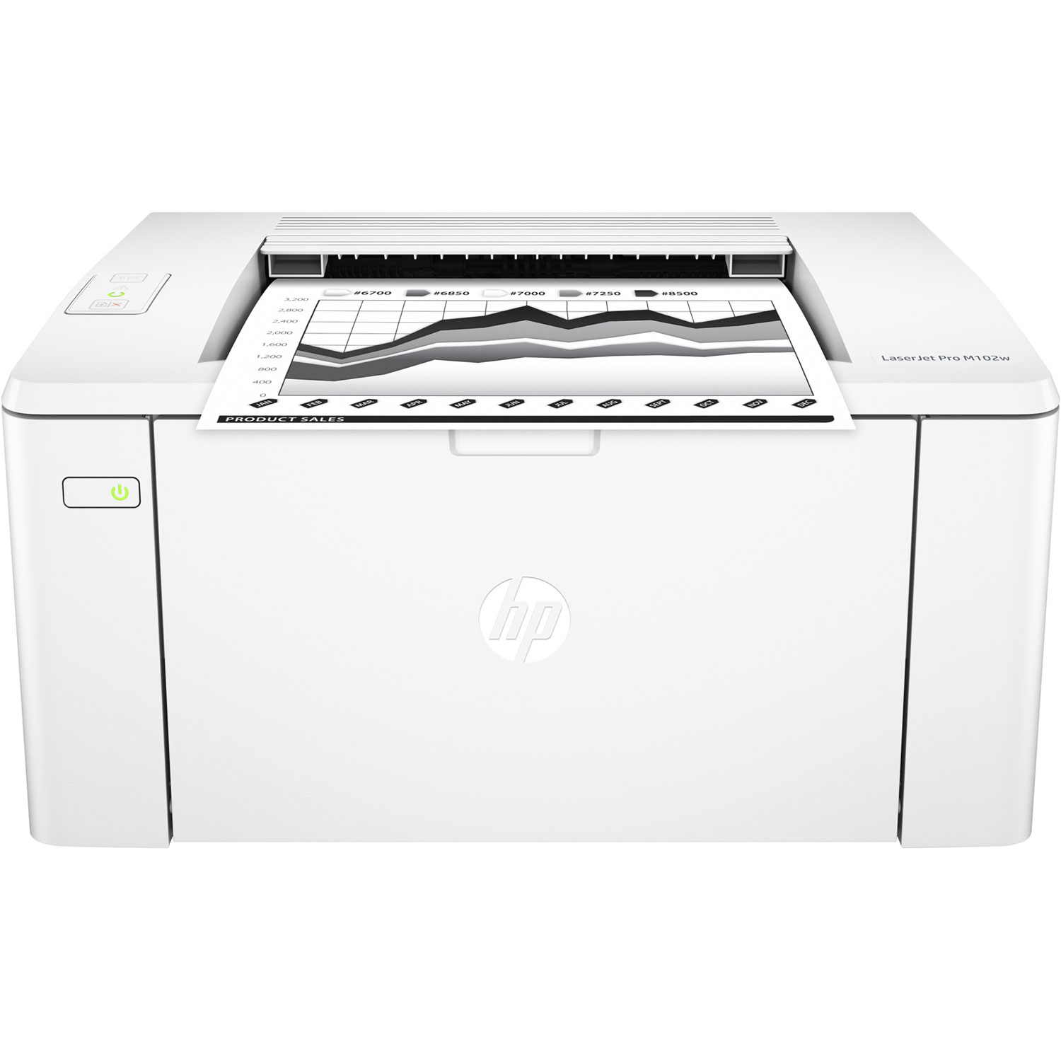 hp laserjet pro m102w imprimante laser hp sur. Black Bedroom Furniture Sets. Home Design Ideas
