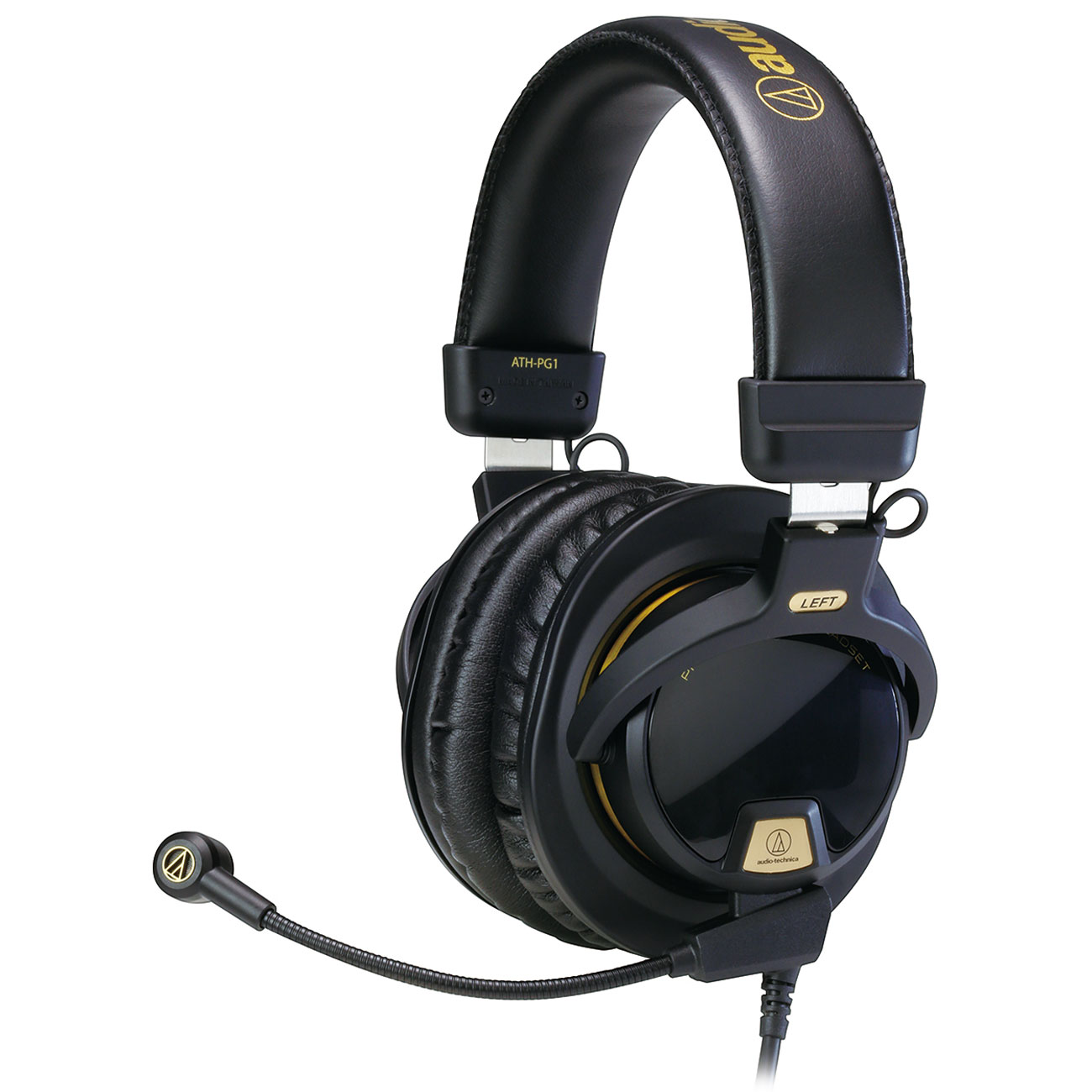 audio technica ath pg1 micro casque audio technica sur. Black Bedroom Furniture Sets. Home Design Ideas