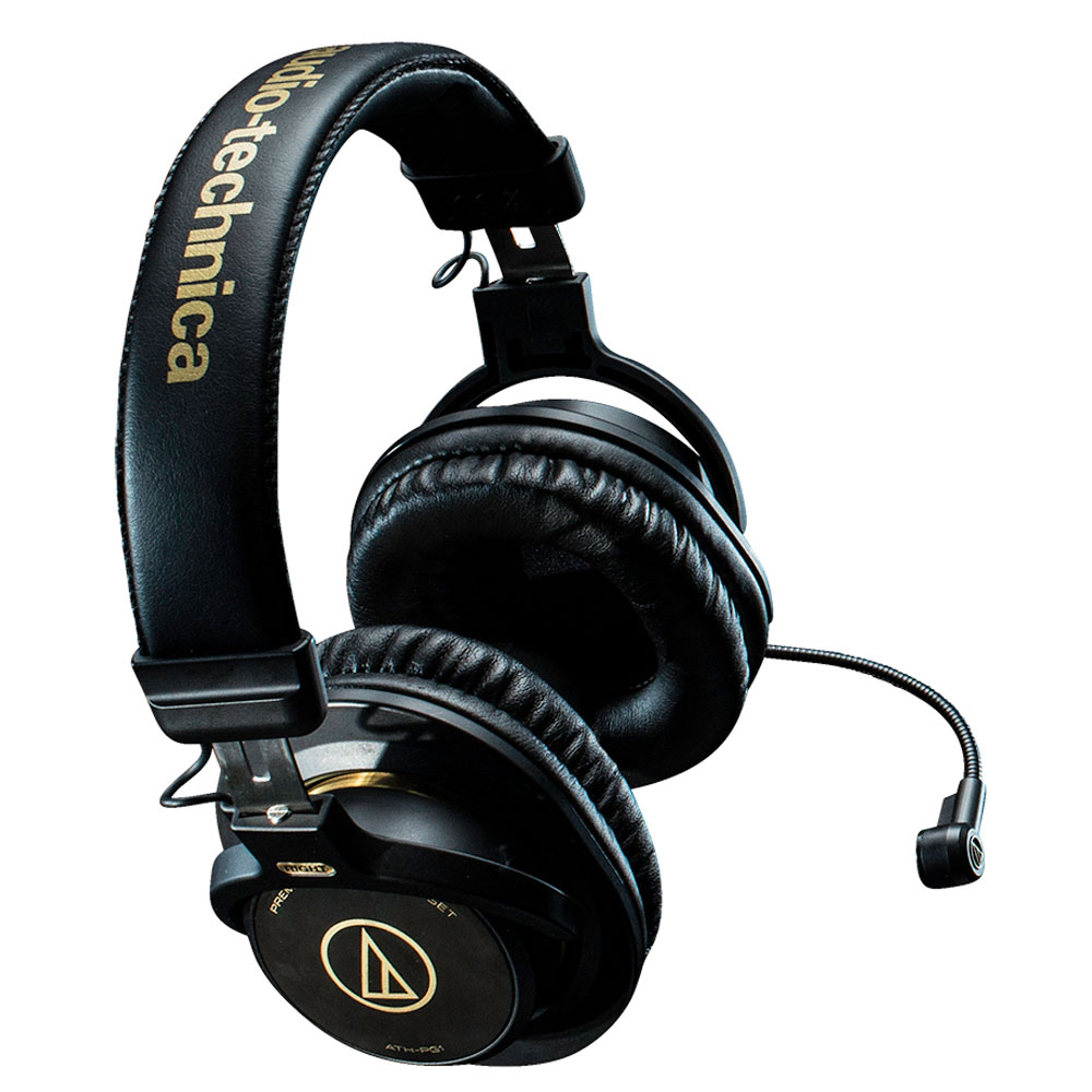 audio technica ath pg1 micro casque audio technica sur ldlc. Black Bedroom Furniture Sets. Home Design Ideas