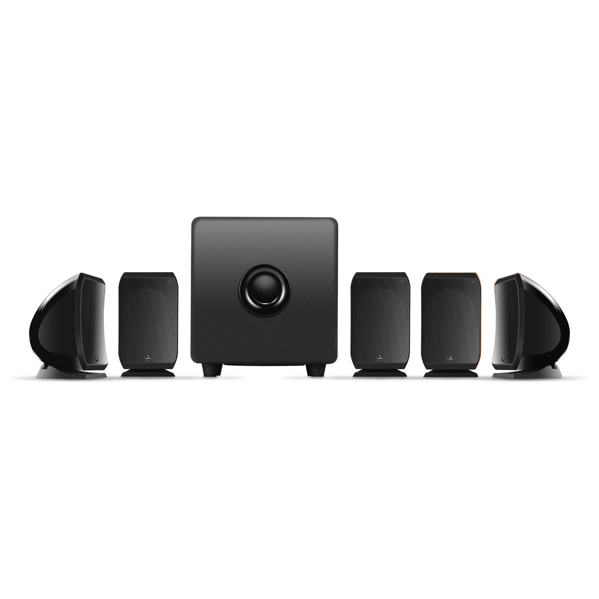 Ampli Slim Home Cinema