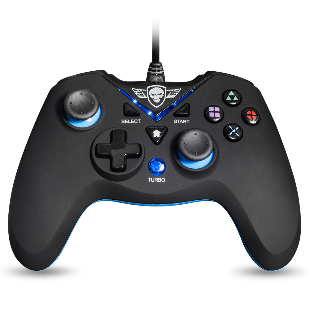 Joypad Spirit of Gamer XGP Wired Gamepad Manette filaire pour PC /PlayStation 3
