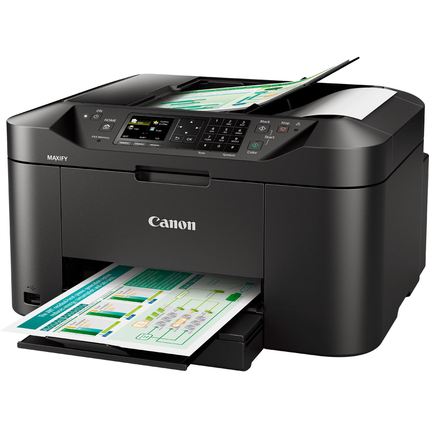 canon maxify mb2150 imprimante multifonction canon sur. Black Bedroom Furniture Sets. Home Design Ideas