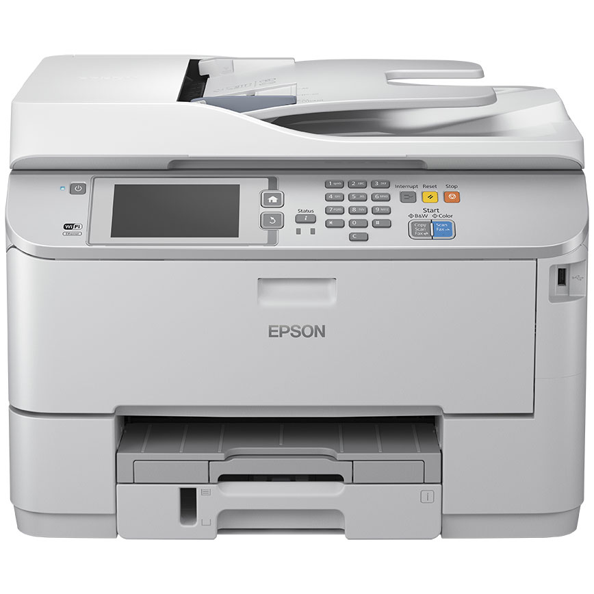epson workforce pro wf m5690dwf imprimante multifonction epson sur. Black Bedroom Furniture Sets. Home Design Ideas