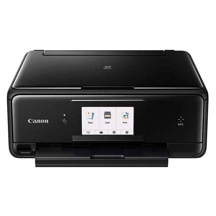 Imprimante multifonction Canon PIXMA TS8050 Imprimante Multifonction jet d'encre couleur 3-en-1 (USB / Cloud / Wi-Fi)