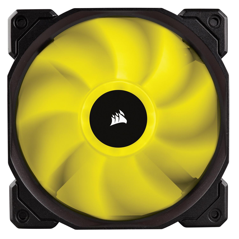Ventilateur boîtier Corsair SP120 RGB LED High Performance avec contrôleur Ventilateur de boîtier silencieux 120 mm avec LED RGB et contrôleur