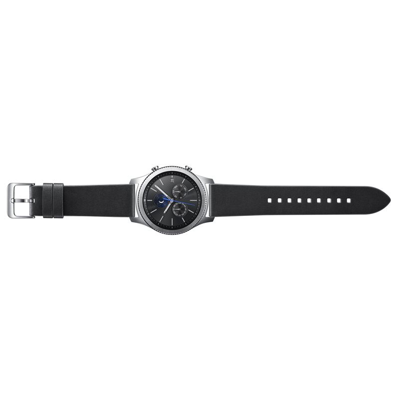 samsung bracelet classic gear s3 noir montre connect e samsung sur. Black Bedroom Furniture Sets. Home Design Ideas