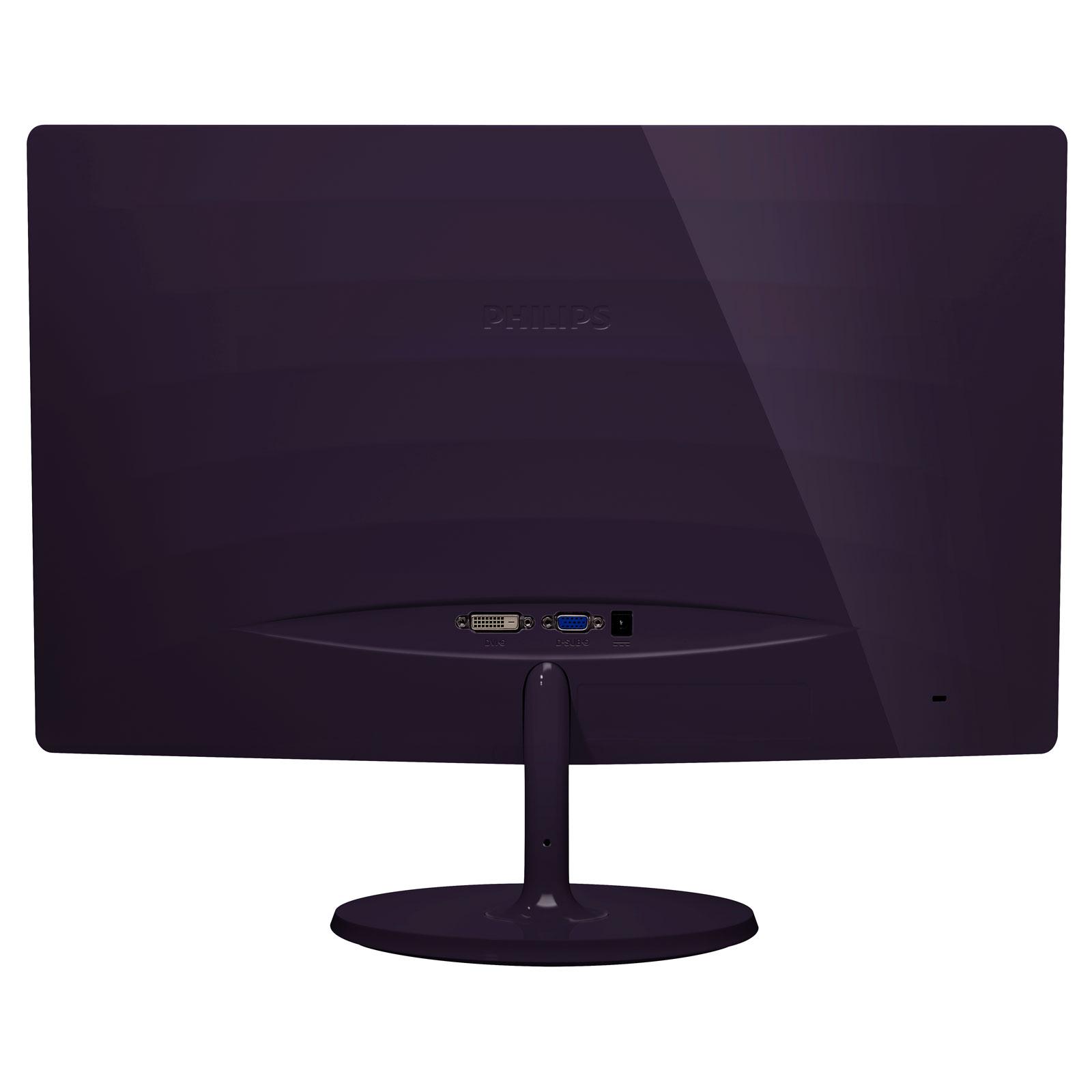 philips 23 6 led 247e6qdad ecran pc philips sur. Black Bedroom Furniture Sets. Home Design Ideas