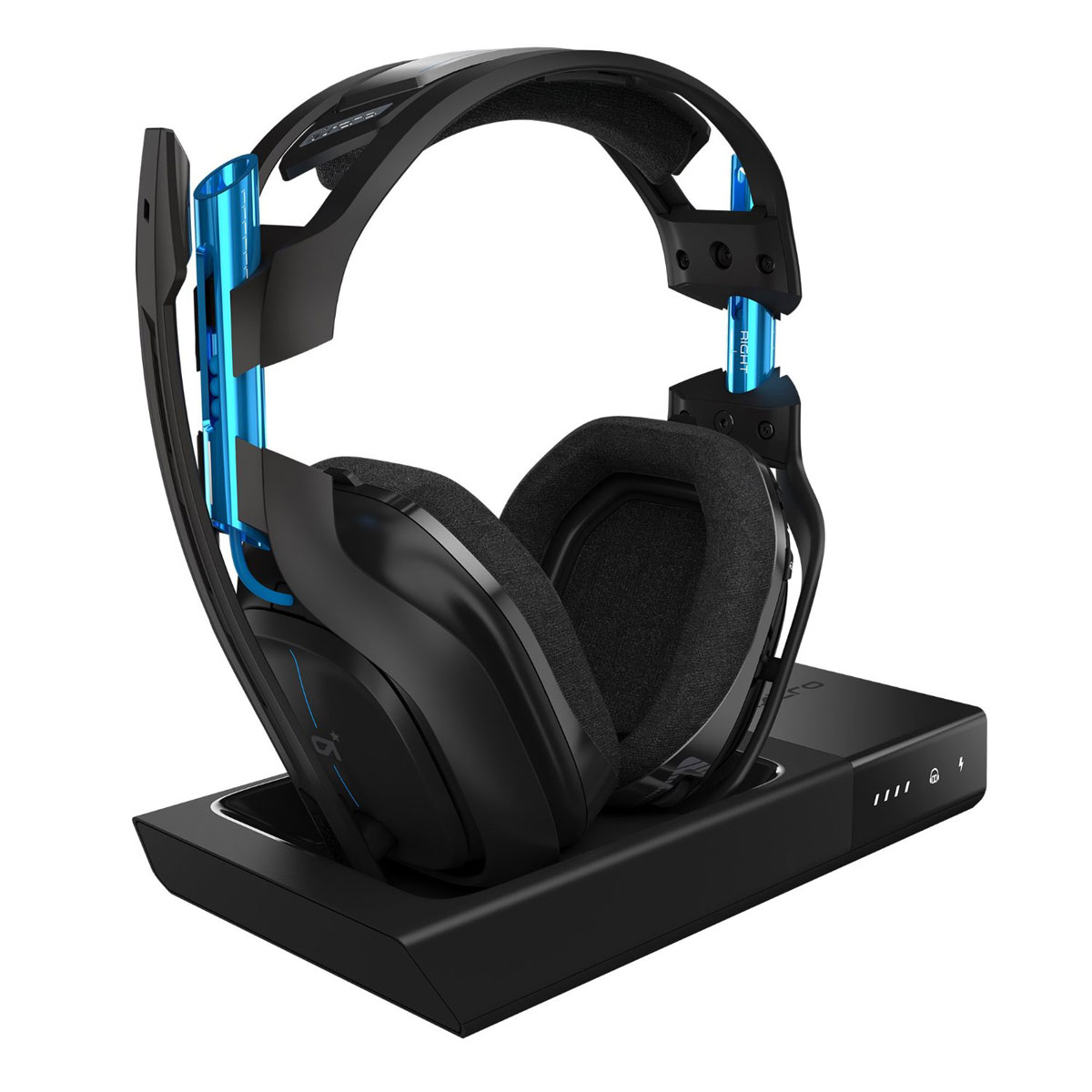 astro a50 base ps4 micro casque astro sur. Black Bedroom Furniture Sets. Home Design Ideas