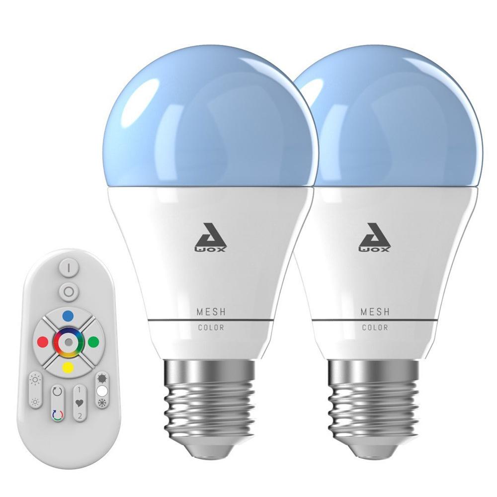 awox smartkit remote 2 color mesh ampoule connect e awox sur. Black Bedroom Furniture Sets. Home Design Ideas