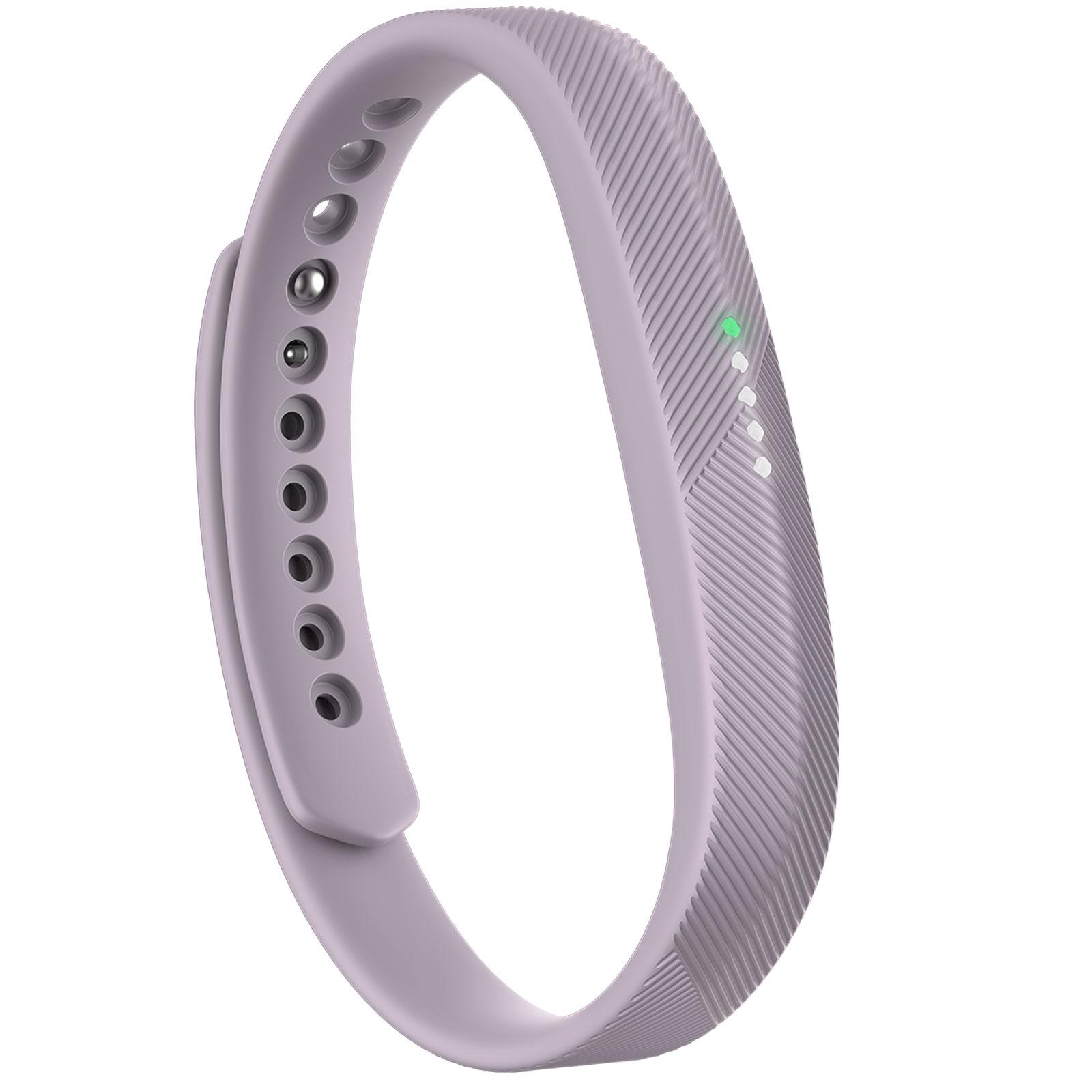 Bracelet connecté FitBit Flex 2 Lavande Coach électronique sans fil étanche pour smartphone iOS & Android