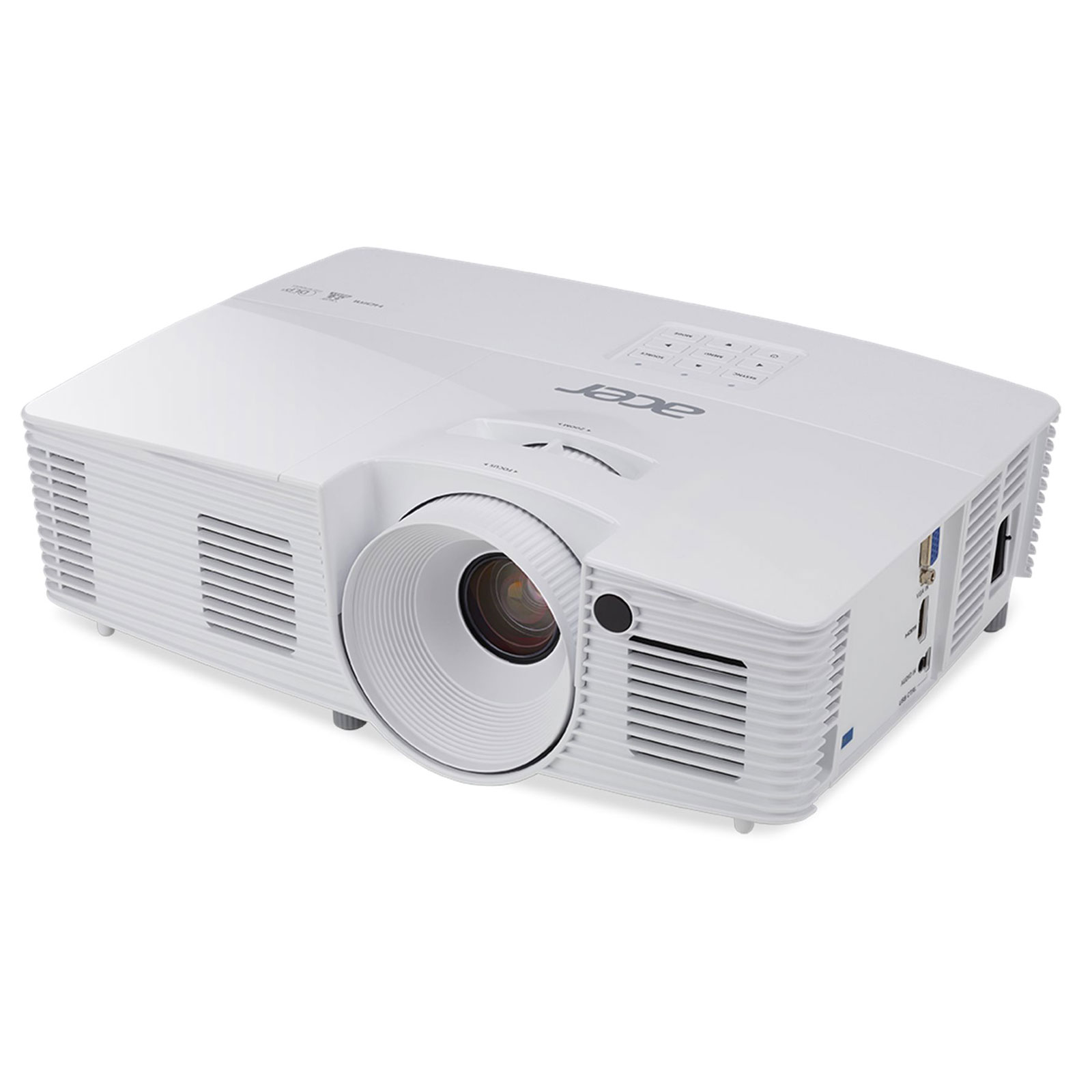 Acer x137wh vid oprojecteur acer sur - Support plafond videoprojecteur optoma ...