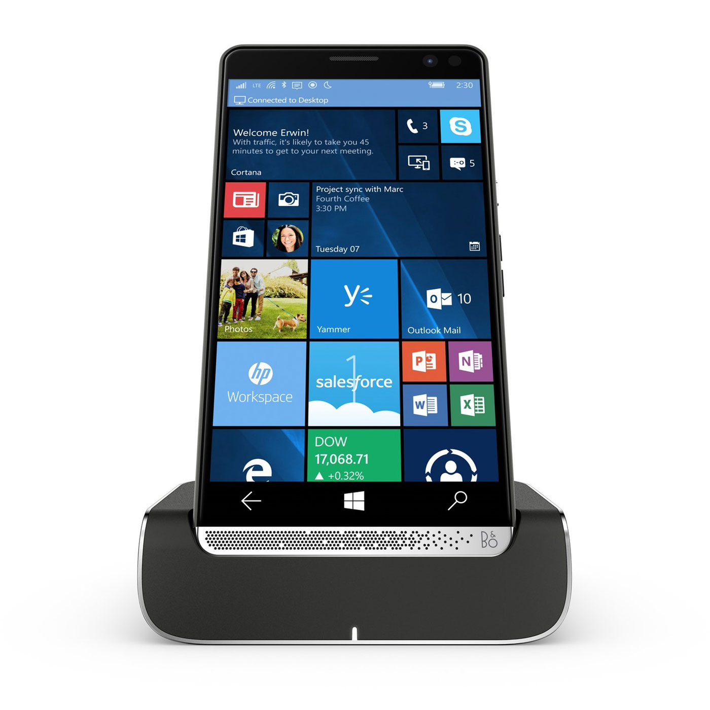 hp elite x3 station d 39 accueil mobile smartphone hp sur. Black Bedroom Furniture Sets. Home Design Ideas
