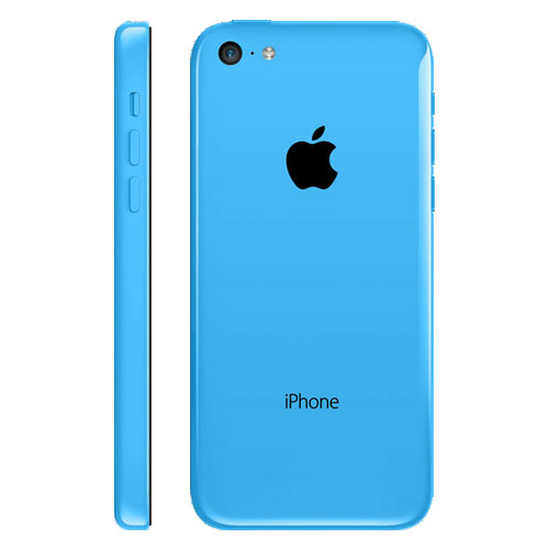 again iphone 5c 32 go bleu mobile smartphone again sur. Black Bedroom Furniture Sets. Home Design Ideas