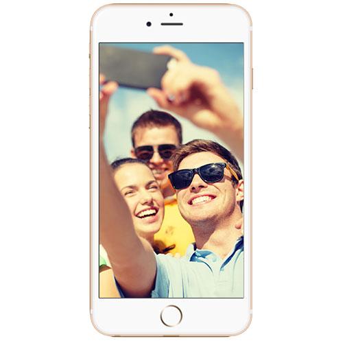 "Mobile & smartphone Again iPhone 6 16 Go Or Smartphone 4G-LTE avec écran Retina HD 4.7"" sous iOS 8 - Reconditionné ECO+"