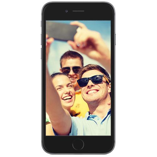 """Mobile & smartphone Again iPhone 6 16 Go Gris Smartphone 4G-LTE avec écran Retina HD 4.7"""" sous iOS 8 - Reconditionné ECO+"""