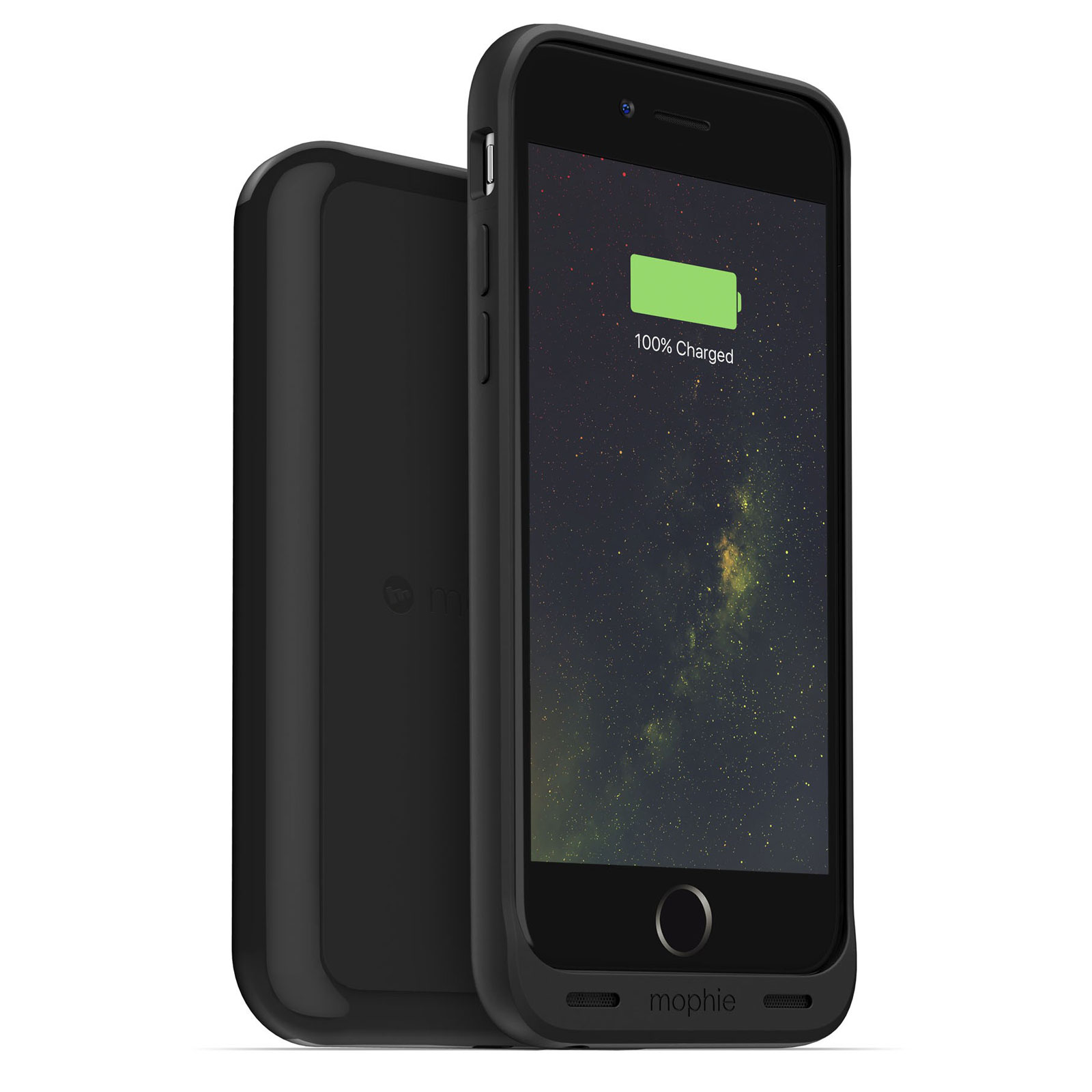 mophie juice pack wireless charging base noir iphone 6 6s etui t l phone mophie sur. Black Bedroom Furniture Sets. Home Design Ideas