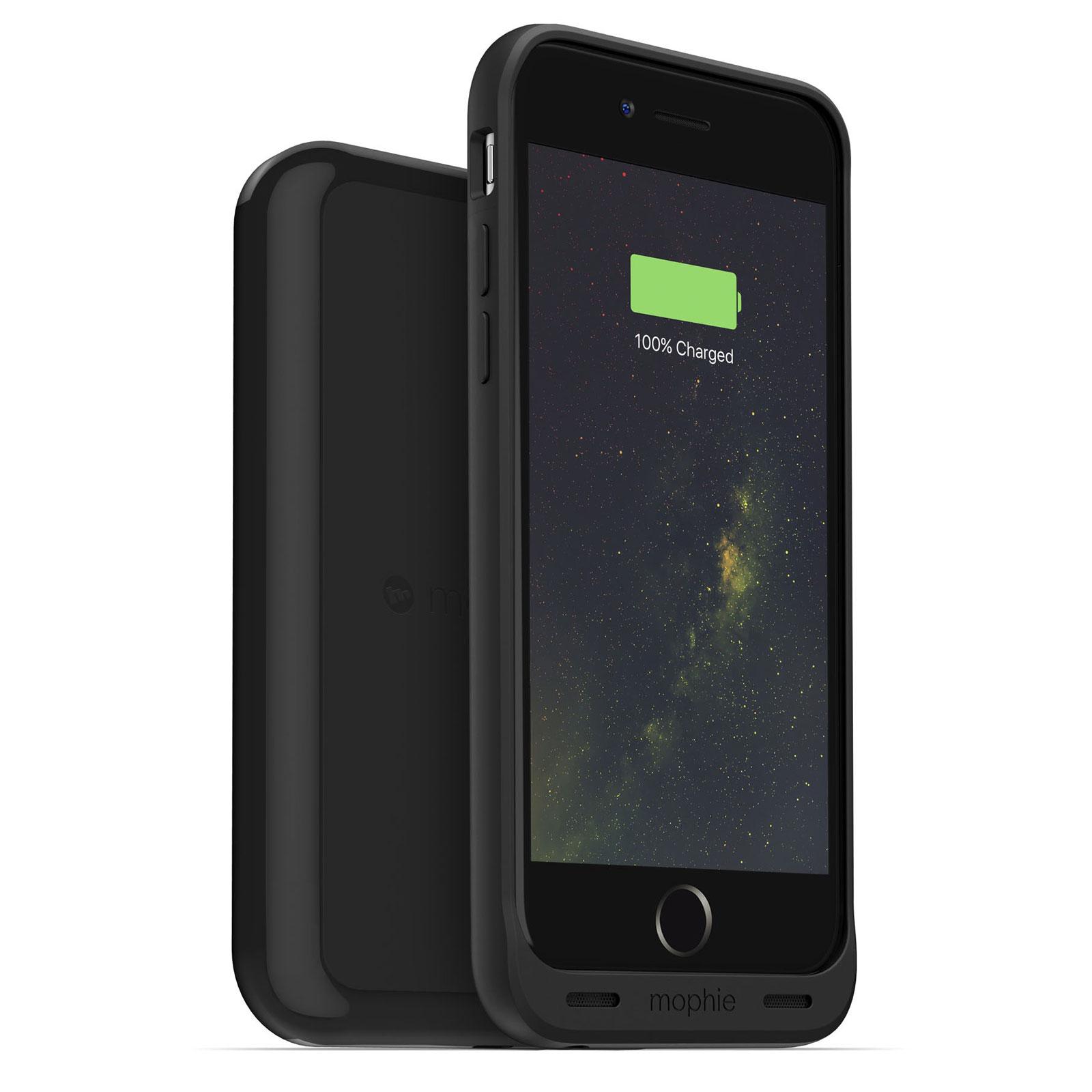mophie juice pack wireless charging base noir iphone 6 6s etui t l phone mophie sur. Black Bedroom Furniture Sets. Home Design Ideas