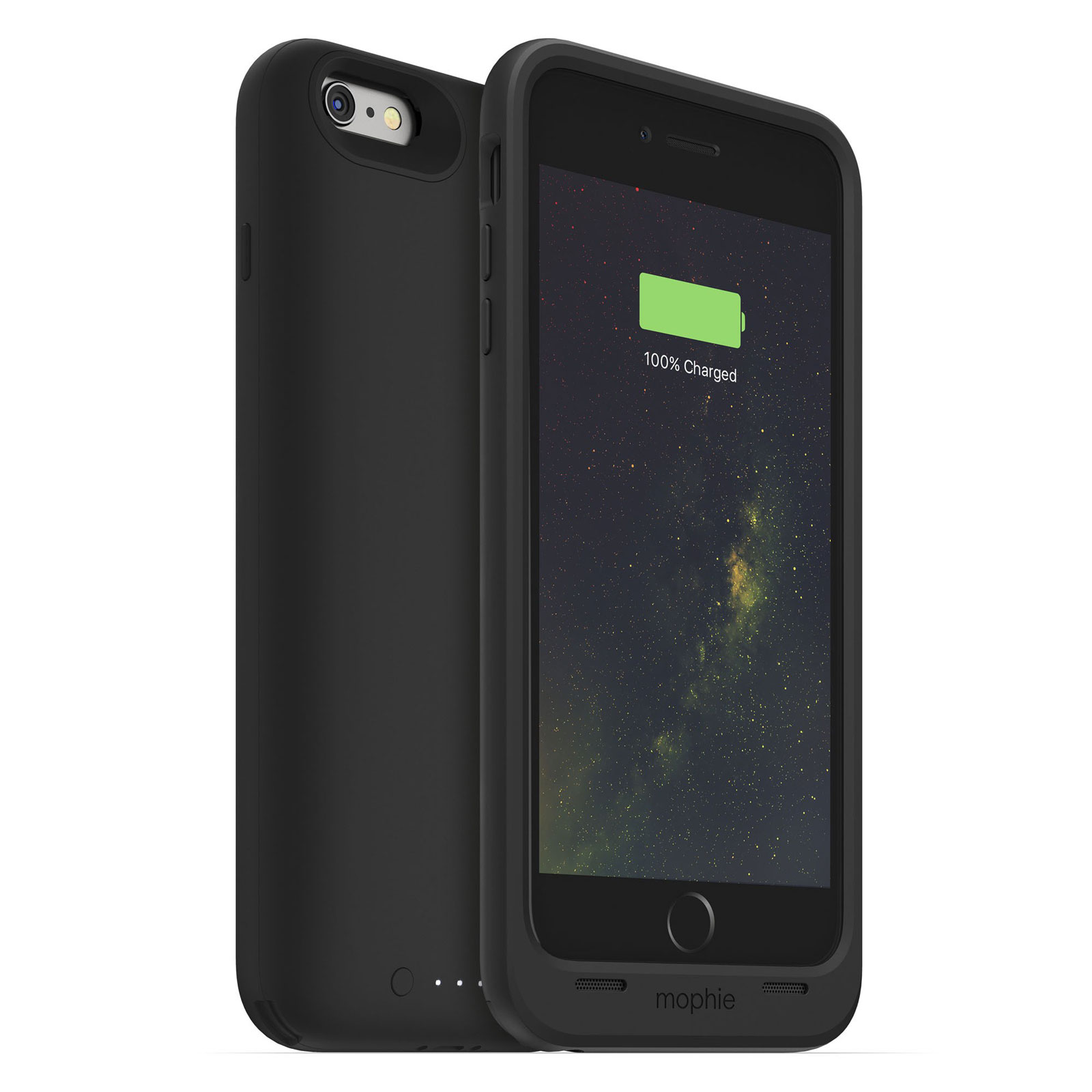 mophie juice pack wireless charging base noir iphone 6 plus 6s plus etui t l phone mophie. Black Bedroom Furniture Sets. Home Design Ideas