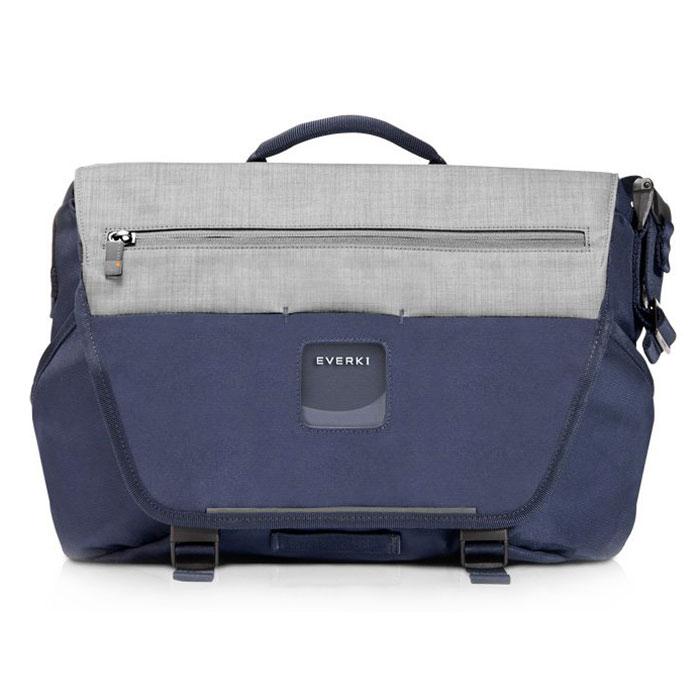 """Sac, sacoche, housse Everki ContemPRO Laptop Bike Messenger 14.1"""" (bleu) Besace pour ordinateur portable (jusqu'à 14.1 pouces) et tablette"""