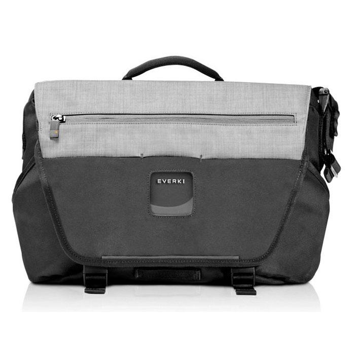 """Sac, sacoche, housse Everki ContemPRO Laptop Bike Messenger 14.1"""" (noir)  Besace pour ordinateur portable (jusqu'à 14.1 pouces) et tablette"""