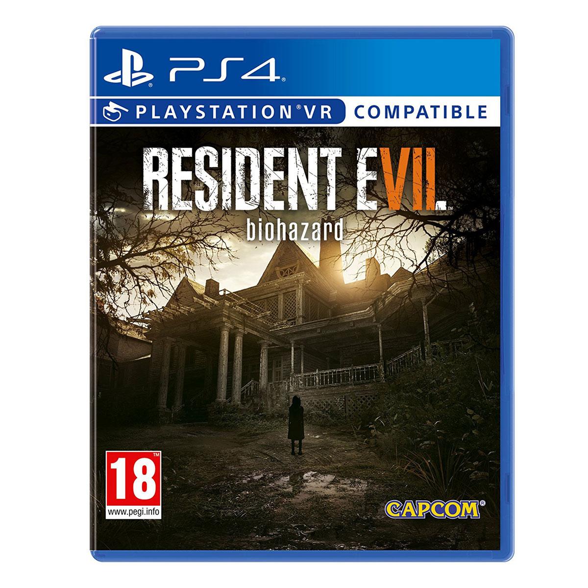 Jeux PS4 Resident Evil VII : Biohazard (PS4) Resident Evil VII : Biohazard (PS4)