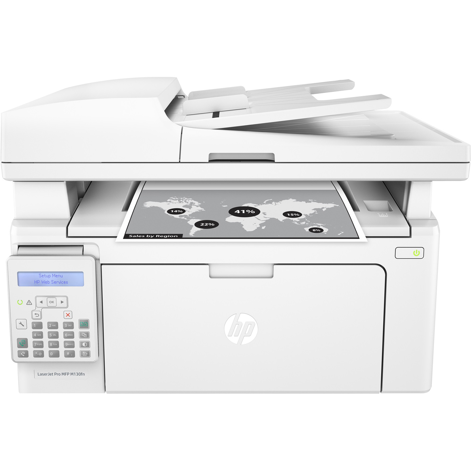 hp laserjet pro mfp m130fn imprimante multifonction hp sur. Black Bedroom Furniture Sets. Home Design Ideas