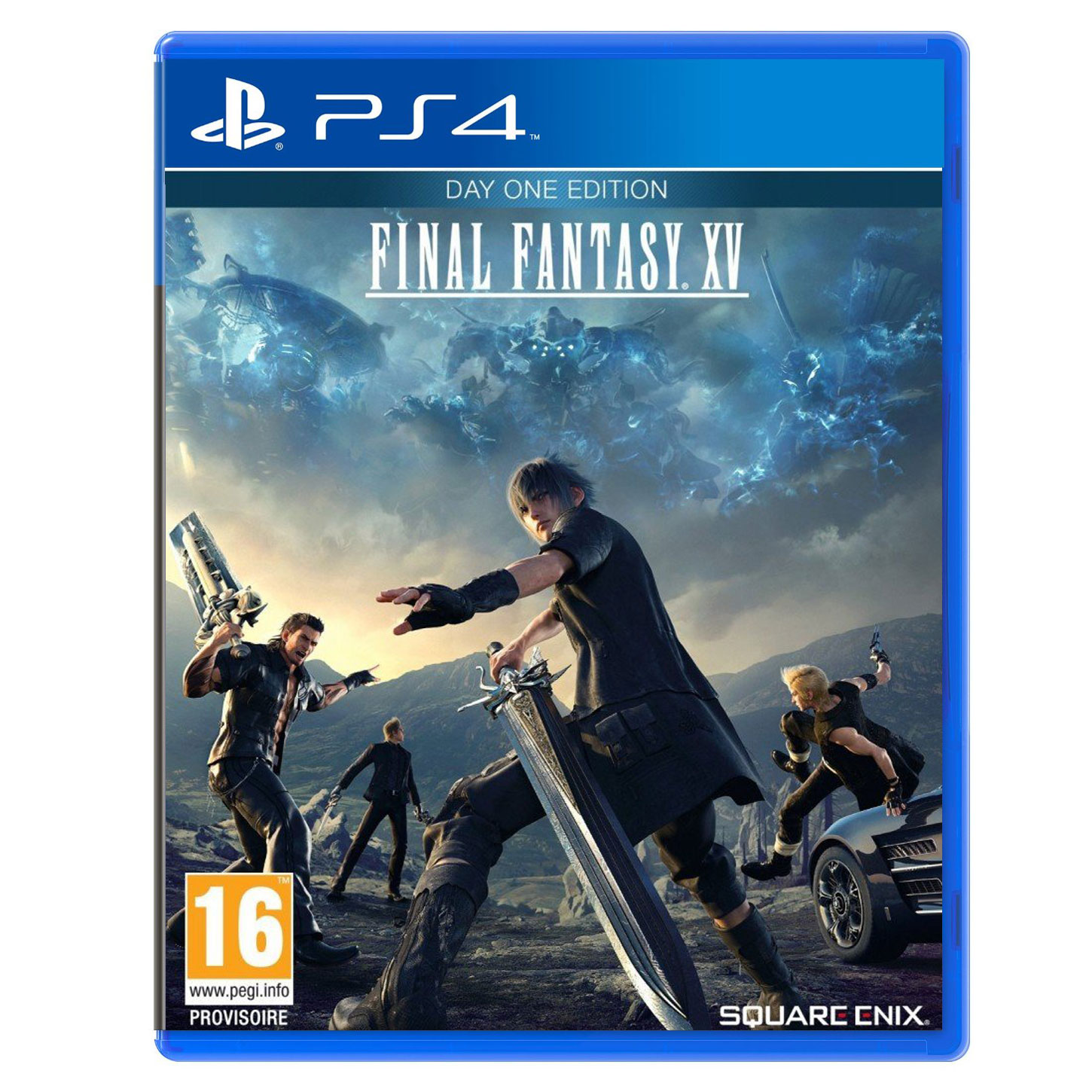 Jeux PS4 Final Fantasy XV - Day One Edition (PS4) Final Fantasy XV - Day One Edition (PS4)