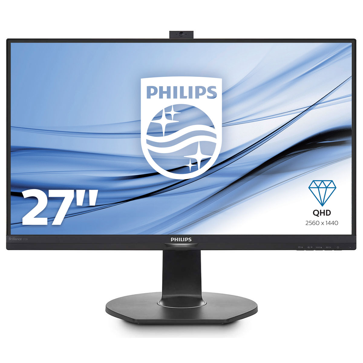 Philips 27 led 272b7qptkeb ecran pc philips sur for Ecran pc large