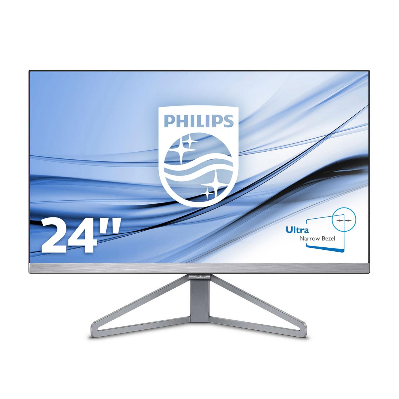 philips 23 8 led 245c7qjsb ecran pc philips sur. Black Bedroom Furniture Sets. Home Design Ideas
