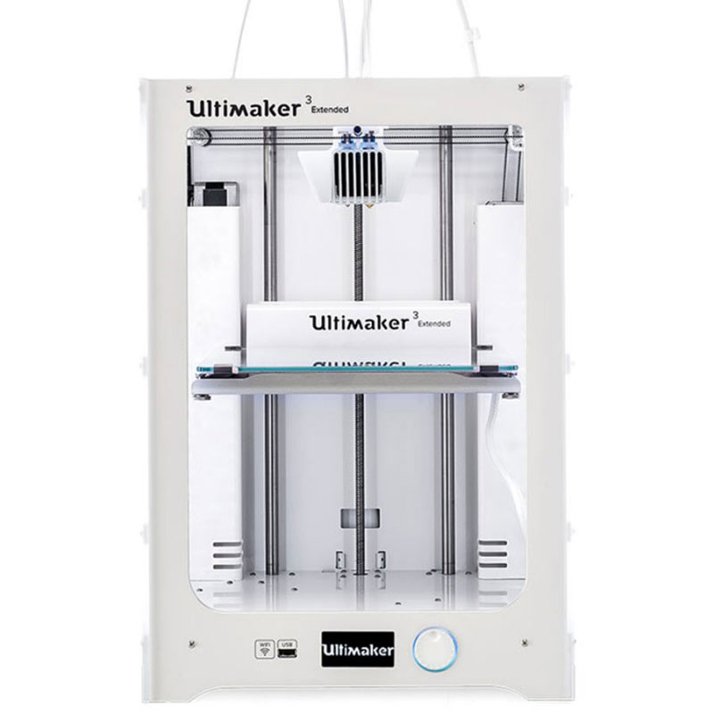 ultimaker 3 extended imprimante 3d ultimaker sur. Black Bedroom Furniture Sets. Home Design Ideas