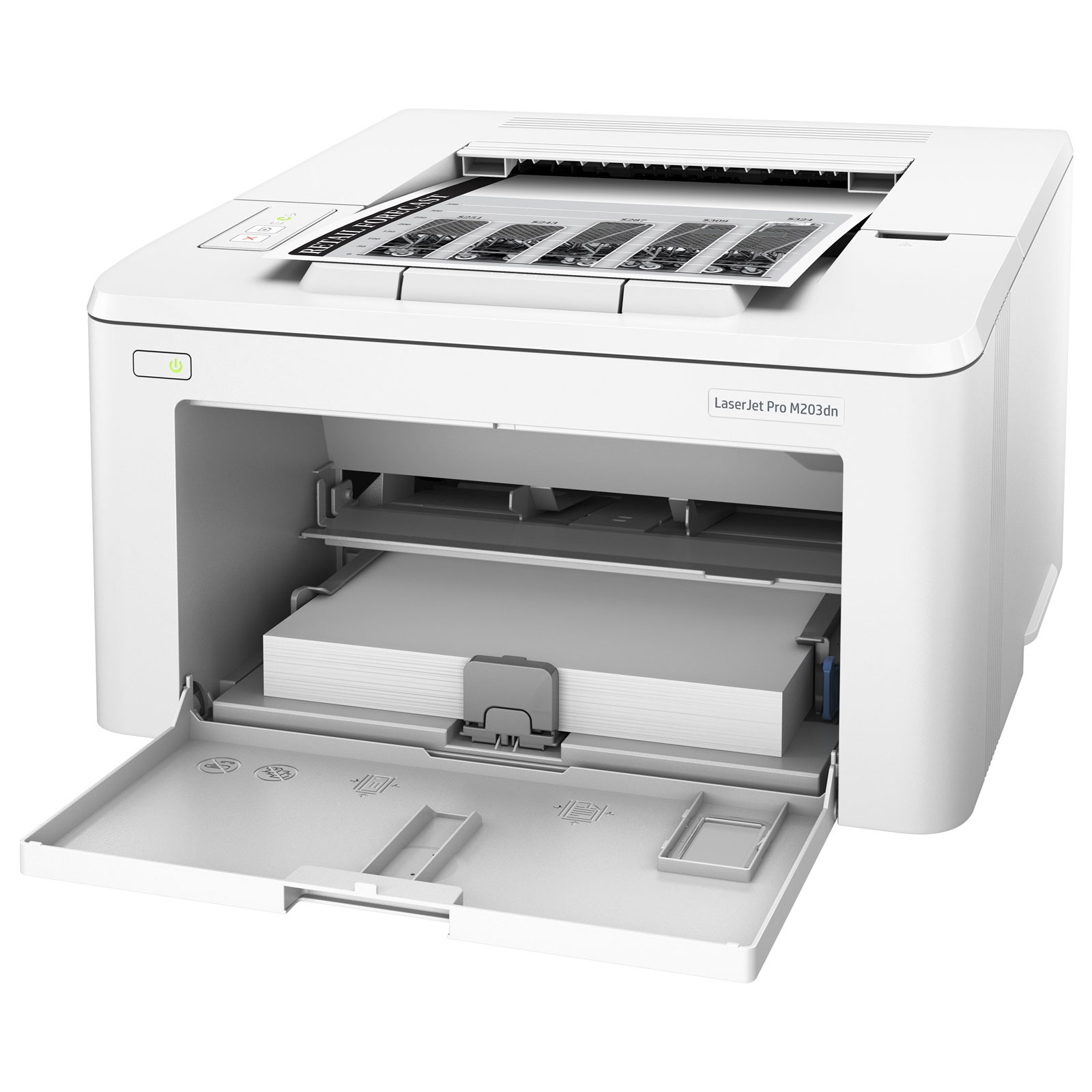 hp laserjet pro m203dn imprimante laser hp sur. Black Bedroom Furniture Sets. Home Design Ideas