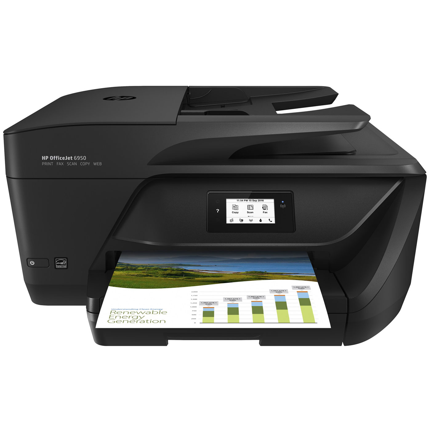 hp officejet 6950 imprimante multifonction hp sur. Black Bedroom Furniture Sets. Home Design Ideas