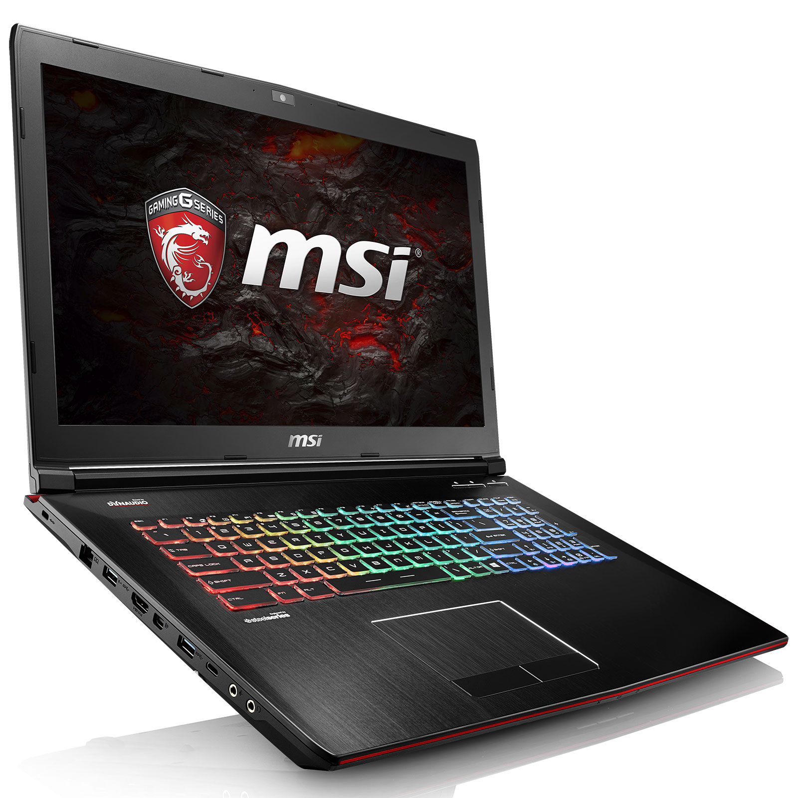 msi ge72vr 7rf 427xfr apache pro pc portable msi sur. Black Bedroom Furniture Sets. Home Design Ideas