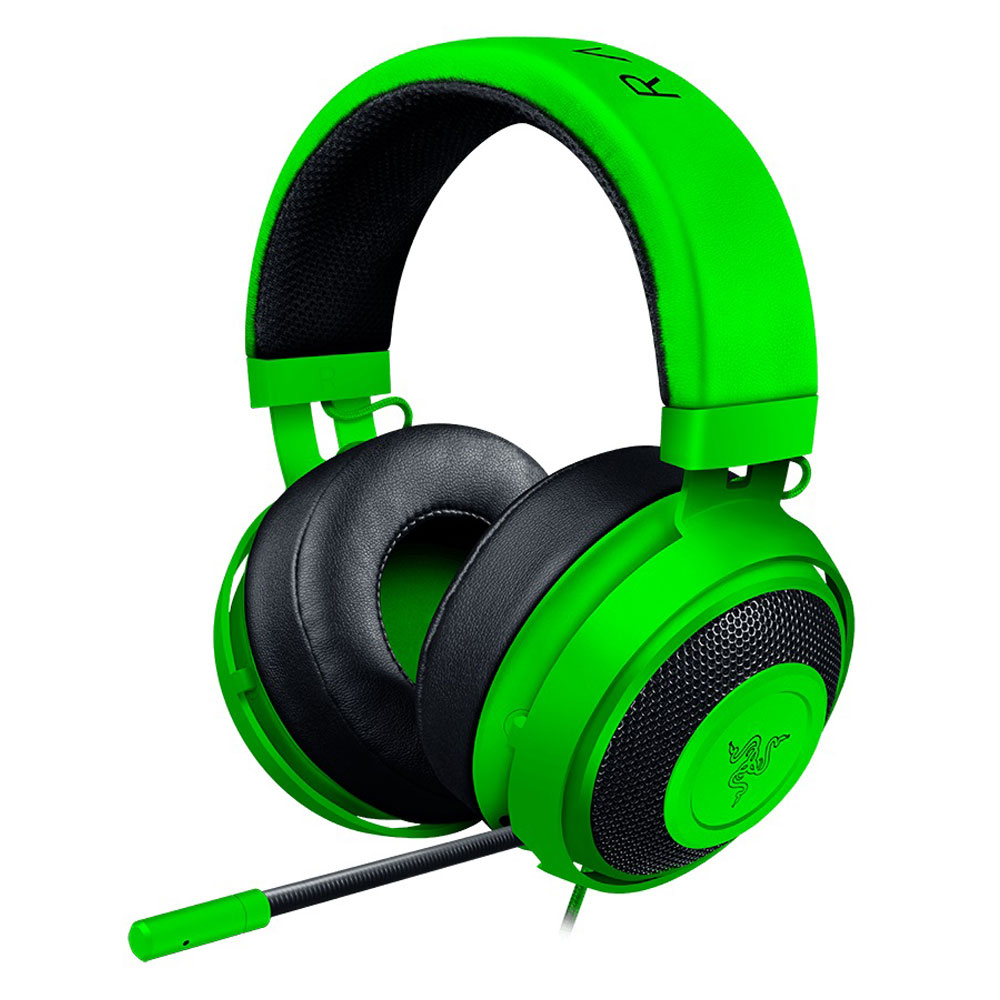 razer kraken pro v2 vert micro casque razer sur. Black Bedroom Furniture Sets. Home Design Ideas