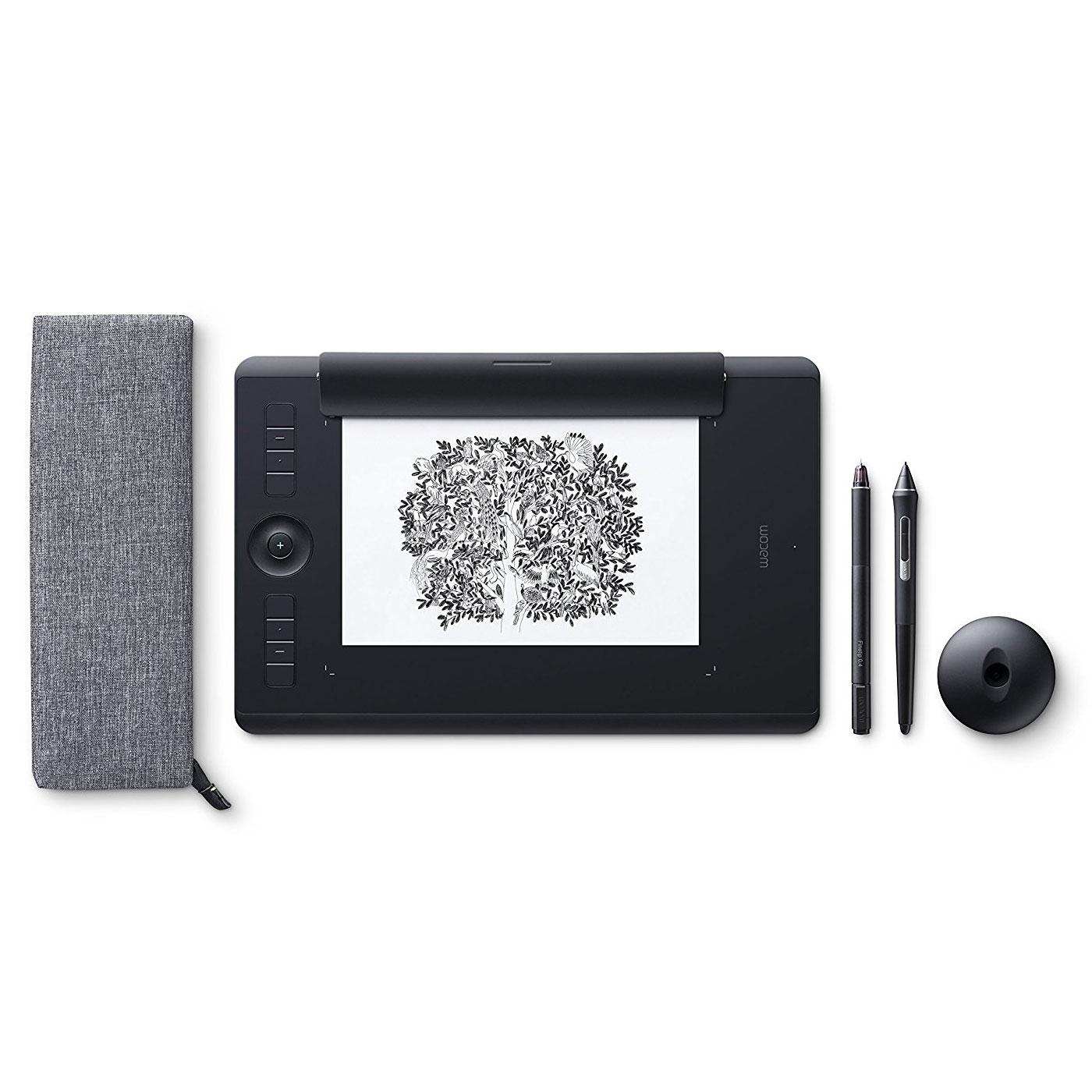 wacom intuos pro large paper edition tablette graphique. Black Bedroom Furniture Sets. Home Design Ideas