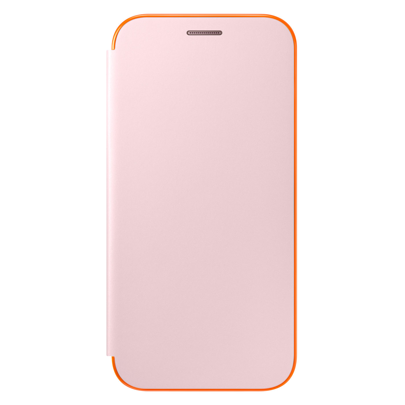 samsung flip cover neon rose samsung galaxy a5 2017 etui t l phone samsung sur. Black Bedroom Furniture Sets. Home Design Ideas