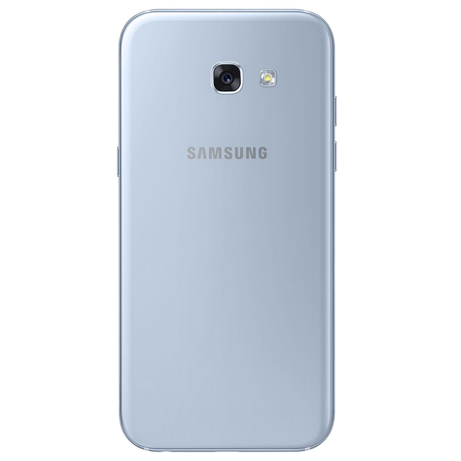samsung galaxy a5 2017 bleu mobile smartphone samsung sur. Black Bedroom Furniture Sets. Home Design Ideas