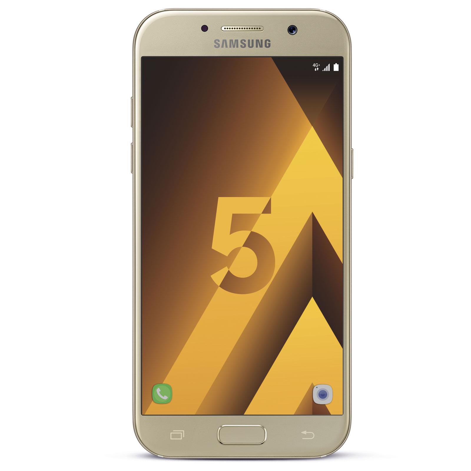 Samsung galaxy a5 2017 or mobile smartphone samsung for Photo ecran samsung a5