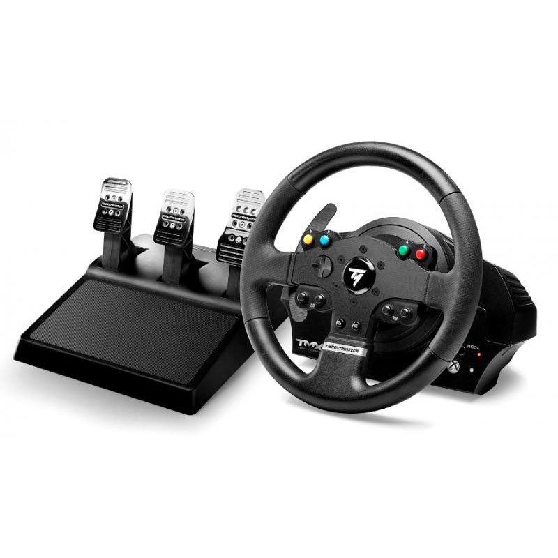 thrustmaster tmx pro volant pc thrustmaster sur. Black Bedroom Furniture Sets. Home Design Ideas
