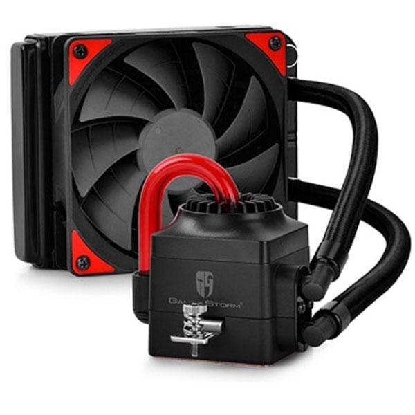 gamer storm captain 120ex v2 noir ventilateur processeur gamer storm sur. Black Bedroom Furniture Sets. Home Design Ideas