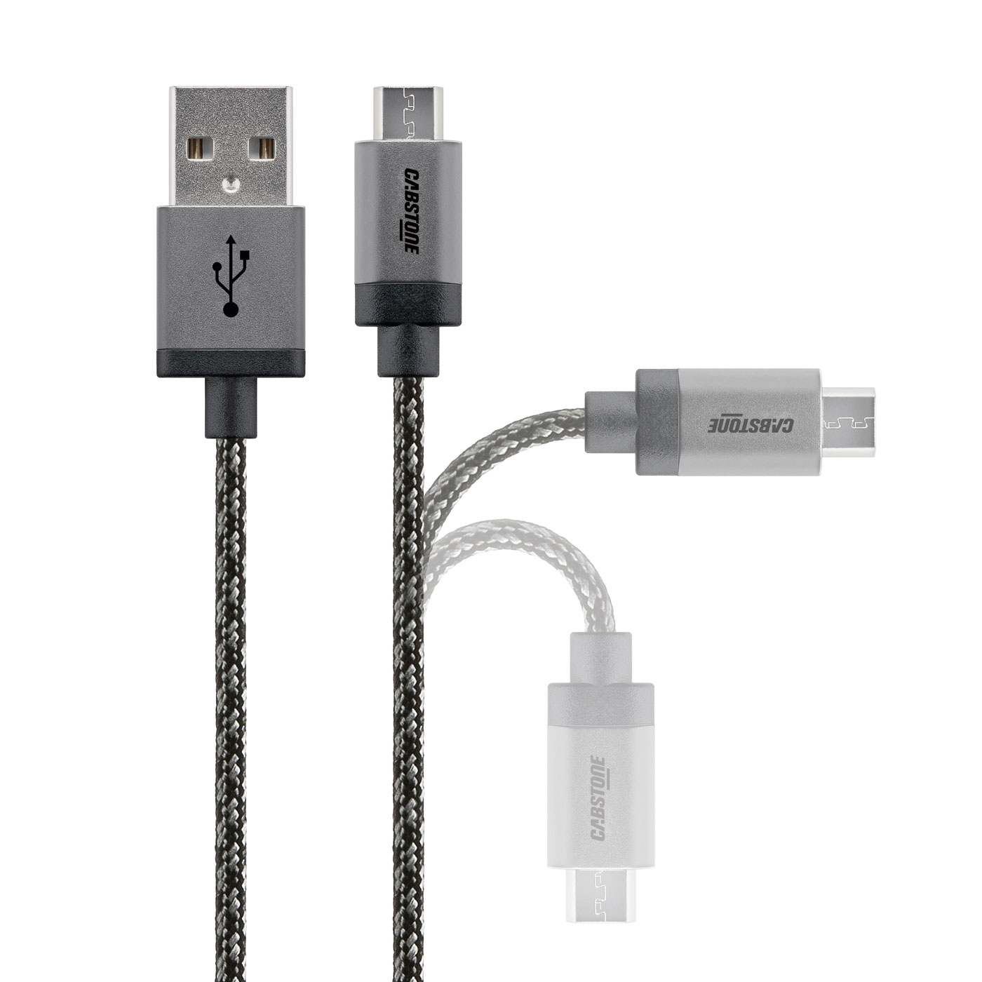 High Powered Usb Cable : Cabstone c ble high power micro usb vers m