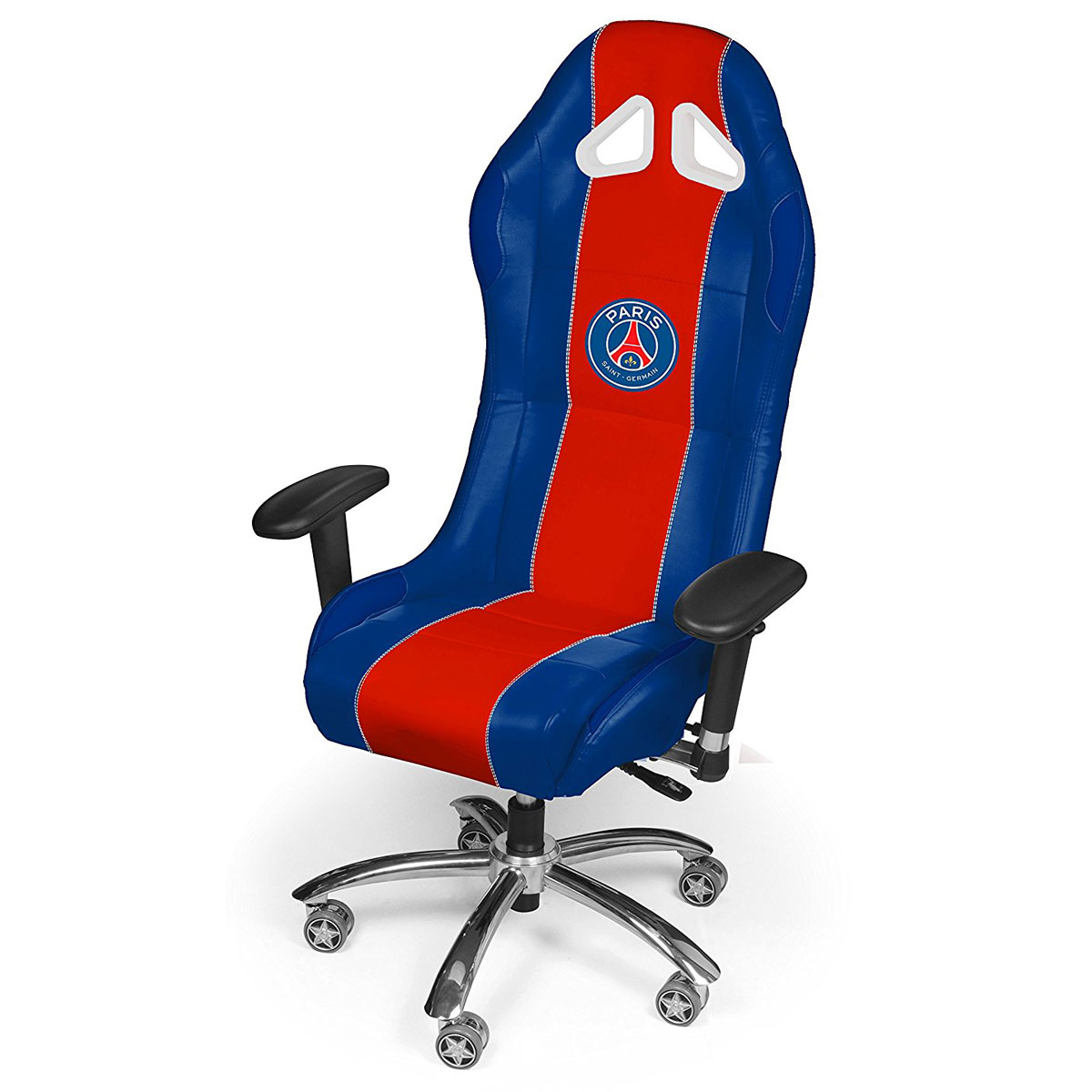 subsonic football gaming chair psg fauteuil gamer subsonic sur. Black Bedroom Furniture Sets. Home Design Ideas