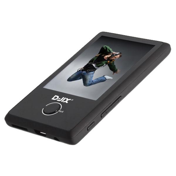 d jix m490bt 4 go noir lecteur mp3 ipod d jix sur. Black Bedroom Furniture Sets. Home Design Ideas