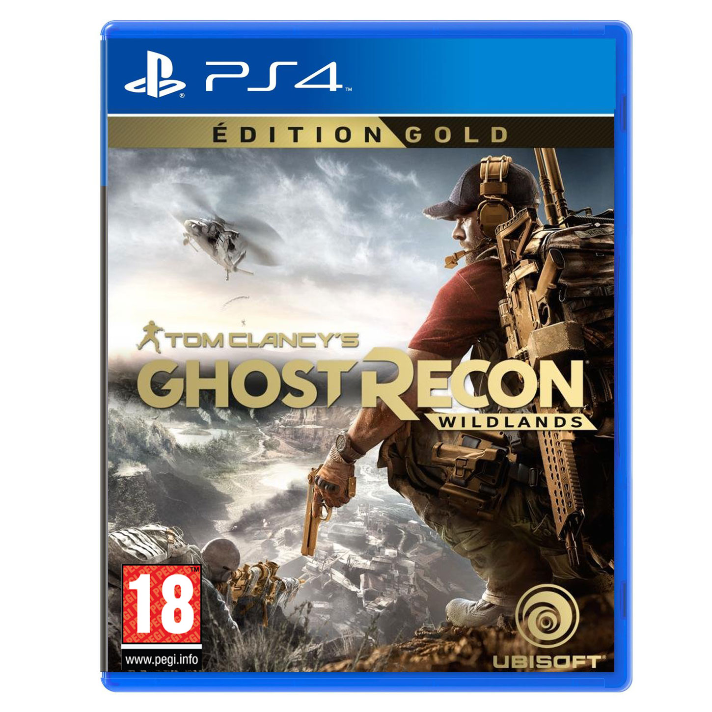 ghost recon wildlands gold edition ps4 jeux ps4. Black Bedroom Furniture Sets. Home Design Ideas
