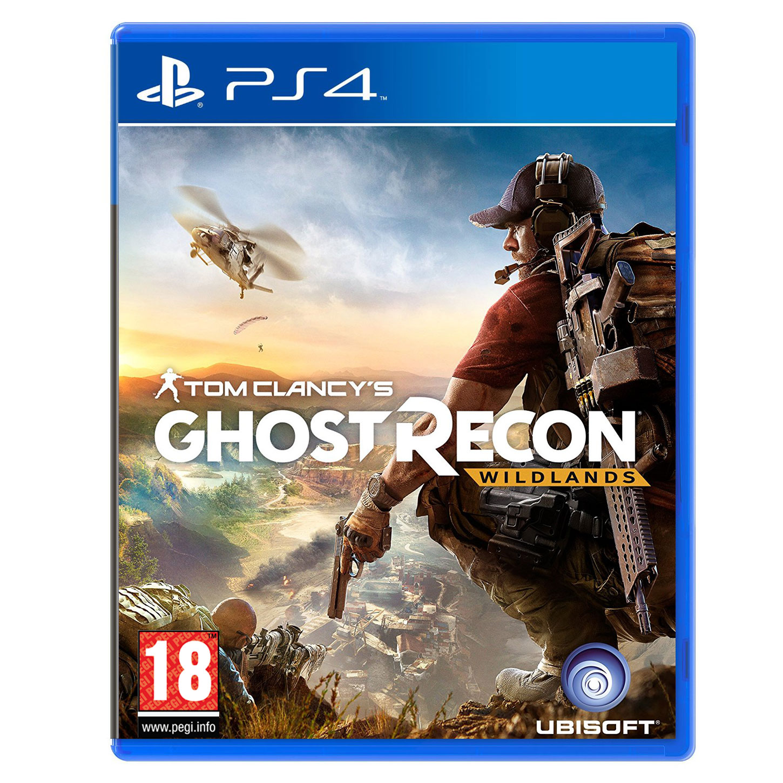 Ghost recon wildlands ps4 jeux ps4 ubisoft sur - Jeux en ligne ps4 ...