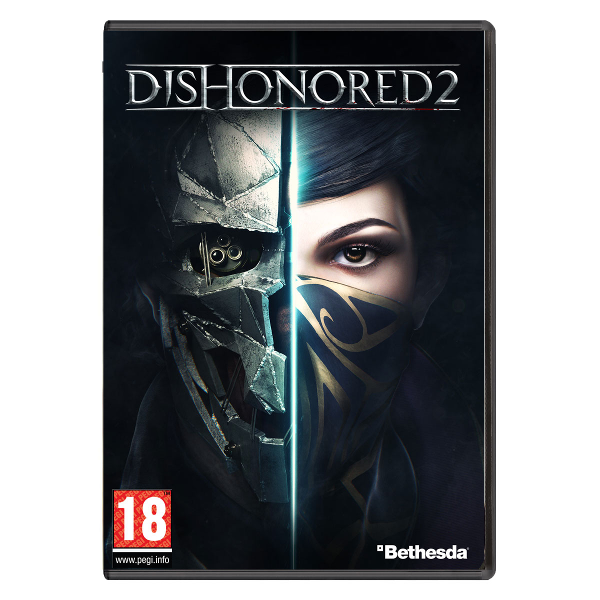 Jeux PC Dishonored 2 (PC) Dishonored 2 (PC)